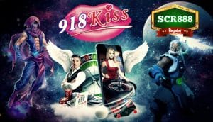 918Kiss Test ID  (SCR888) iOS & APK Download 2021