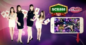 APK918Kiss (SCR888) iOS Download 2021